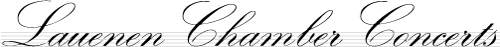 Lauenen Chamber Concerts Logo